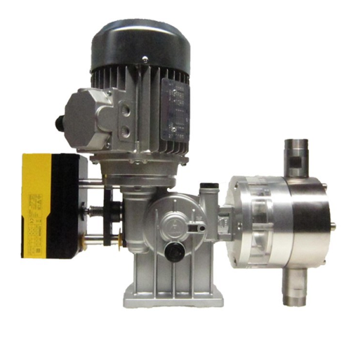 Dosing Pumps: FUL Series with Actuator