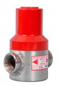 Dosing Accessories: Loading Valve