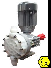 ATEX Motor Pump
